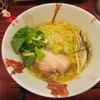 【今週のラーメン717】 旬麺 しろ八 (東京・新宿御苑) 塩らーめん