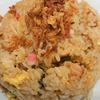 『れんげ食堂TOSHU』で焦がしにんにくマー油チャーハンを喰らう!