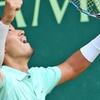 2018 ATP500 2回戦 杉田 対 ティエム 杉田がティエムに完勝! ゲリーウェバーオープン