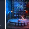2.5D Medieval Fantasy Environment 2.5Dアクションゲーム用の中世ファンタジー3Dモデル素材集