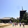 阿修羅像の衣柄デザインの御朱印帳 奈良・興福寺