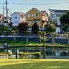 三ツ寺公園 ひょうたん池(群馬県前橋)