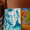有名人の肖像画描いてみた