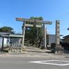 尾張式内社を訪ねて 77  坂手神社