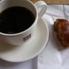 黒コッペ付コーヒータイム