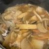鶏団子汁を作ってみました。