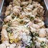 鶏肉とピーマン、豆もやしのさっぱり煮