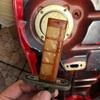 GSX-R GK71B  燃料フィルターのパッキン(失敗!)