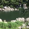 関西へスモールマウスバスを釣りに行きました。