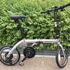 折りたたみe-BIKE(電動アシスト自転車) ULTRA LIGHT E-BIKE「TRANS MOBILLY」16インチを購入しました!