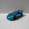 (レビュー)マジョレットミニカー プライムモデル クロームエディション ポルシェ 911 GT3 RS