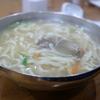 韓国グルメ旅行記5~ローカルなお店、カルグクス専門店