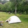 夫婦で日本一周 無料キャンプ場 北海道中川郡の本別公園静山キャンプ村でまったり