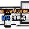 ハイローオーストラリア取引には[MT4]チャートがオススメ | バイナリーオプション