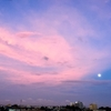 今日の夕焼け空から出てきた願望