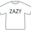【芸ツイ】ZAZYのTシャツが発売決定