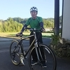 御年80歳。はじめてのクロスバイク。