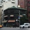 街で見かけた古い建物 @築地