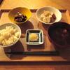 日々の献立は、ほぼローテーション。シンプルな和食で、キッチンも、頭の中も、体の中もスッキリ!です。