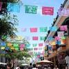 カラフルな街並みと民芸品が揃うトラケパケ観光