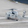2019年6月8日(土)② よこすかYYのりものフェスタ2019 海上自衛隊 SH-60K(8412)