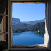 すべてが美しかった、スロベニアのブレッド湖