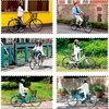 本当はママチャリにのるべき。スポーツ自転車は運動にならない。