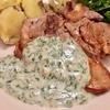 【ハンガリー料理】牛乳で作る簡単「ディルソース」レシピ。