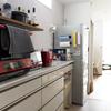 【キッチン&背面収納】回遊できる間取りを採用した我が家のキッチン