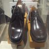 靴のタイムカプセル。