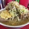 ニンニク増しは必須!非乳化スープ×デロ麺がうまい!ラーメン二郎@茨城県守谷市