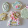 アイシングクッキーにマリーアントワネットな世界を乗せて♡!