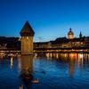 【スイス】スイス一人旅 ー ルツェルン散策