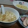 「鶏白湯つけ麺(鶏団子増し)」麺や 福座
