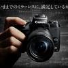 Canon EOS M5で気になった点などまとめ。既存のCanonユーザーなら買いかも?