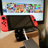 Nintendo Switchの超小型ドッグ代わりにもなる!WOFALO Type C to HDMI 変換アダプター
