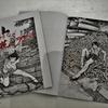 今回出品されている森口君のモノクロペン画作品は全部収録しました!!!ビリケンギャラリー限定特製本です!!