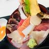 【玉野市】バイキングでコスパ抜群の海鮮チラシ丼!
