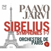 シベリウス:交響曲第2番 / ヤルヴィ, パリ管弦楽団 (2018 SACD)