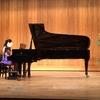 【4歳】初めてのピアノの発表会(失敗ご愛嬌!)
