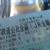 青春18きっぷ:2017年春 鳴子温泉~弥彦神社