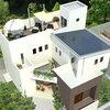ショキゼロ「初期費用ゼロで太陽光が設置できます」