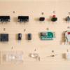 ダイソーの300円ワイヤレスマウスを分解して回路図と部品表を書いてみた話