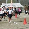 加木屋コミュニティ運動会② どの学年も徒競走