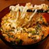 100円レシピ ニュータンタン風かきたま入り担々麺と汁なし担々麺