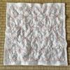 刺し子刺繍『麻の葉』