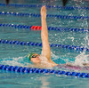 中級背泳ぎ