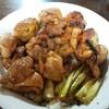 今日の晩飯 焼き鳥丼を作ってみた。