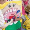 上野動物園で歯の健康について楽しく学ぶ!歯磨きグッズもたくさんいただきました!