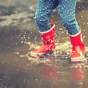 雨の日が楽しくなる♪レインブーツでおしゃれ度UP★